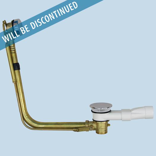 Drain/overflow brass 0078-A