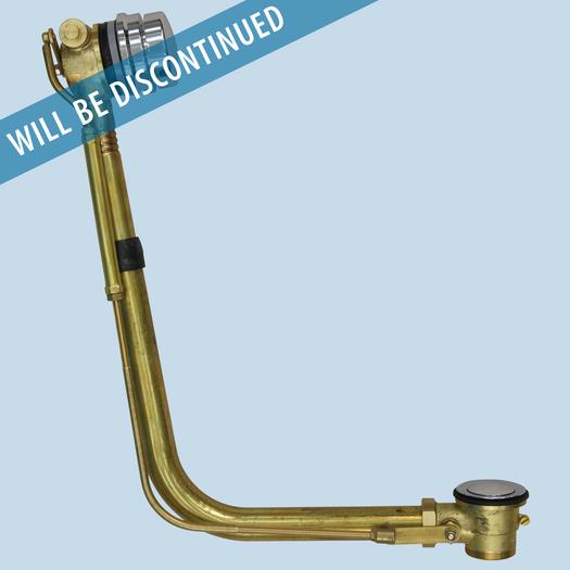 Drain/overflow brass 0078-F