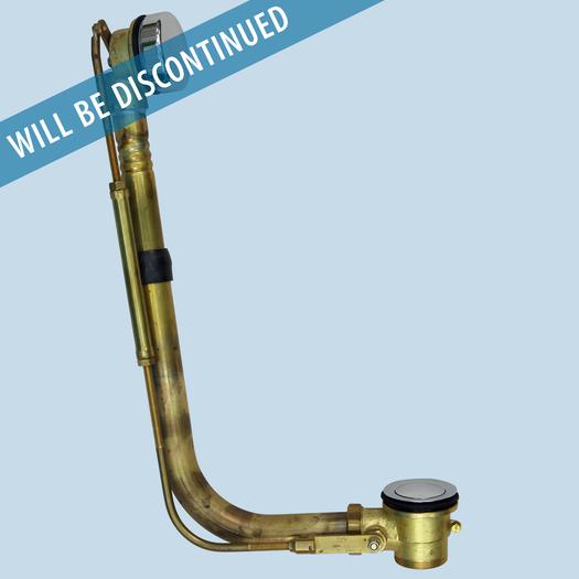 Drain/overflow brass 0078