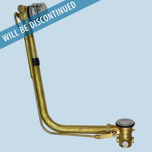 Drain/overflow brass 0088-F