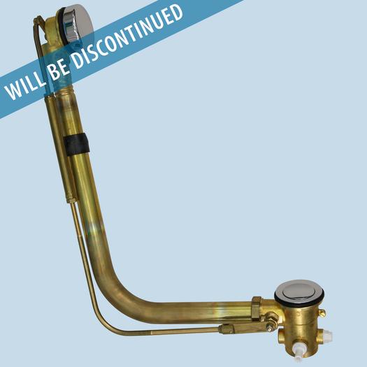Drain/overflow brass 0088