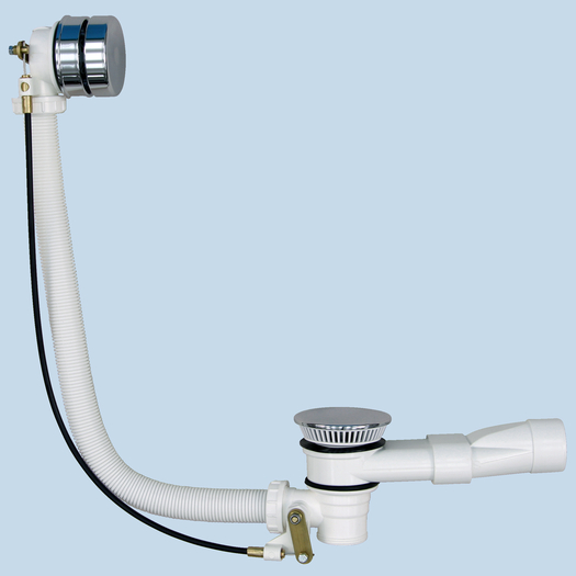 Drain/overflow plastic 0078-AF