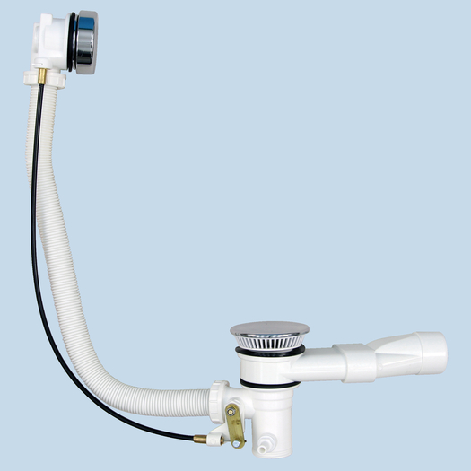 Drain/overflow plastic 1088-A